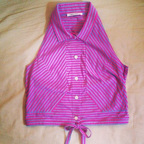 Product, Sleeve, Collar, Textile, Magenta, Purple, Pink, Pattern, Baby & toddler clothing, Sweater,