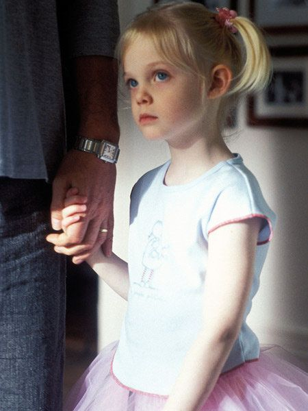 Ear, Joint, Wrist, Elbow, Baby & toddler clothing, Blond, Watch, Brown hair, Bracelet, Gesture,