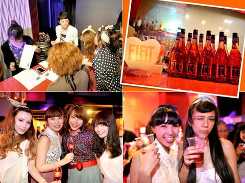 Hair, Face, Bottle, Drink, Collage, Party, Curtain, Distilled beverage, Alcohol, Makeover,