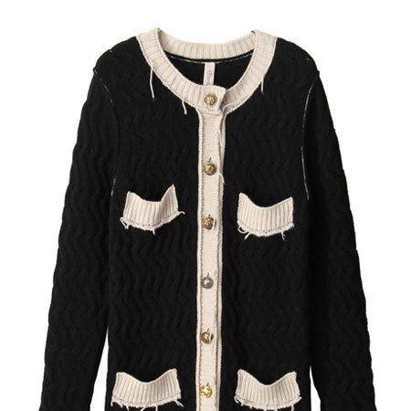 Clothing, Sleeve, Textile, Coat, Outerwear, White, Collar, Style, Pattern, Fashion,