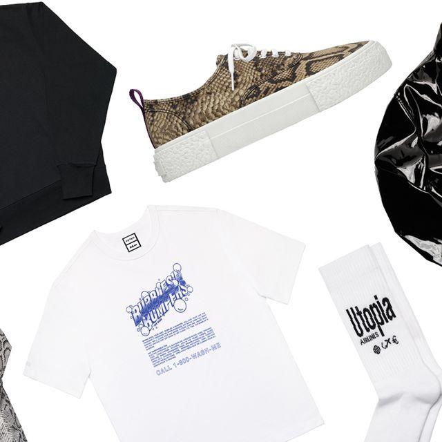 Clothing, Product, T-shirt, Outerwear, Brand, Sleeve, Jacket, Logo,