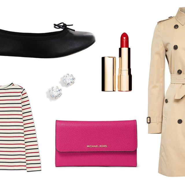 Clothing, Trench coat, Pink, Coat, Fashion, Footwear, Outerwear, Dress, Font, Beige,
