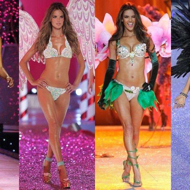 Fashion model, Fashion show, Clothing, Fashion, Lingerie, Runway, Model, Thigh, Bikini, Event,