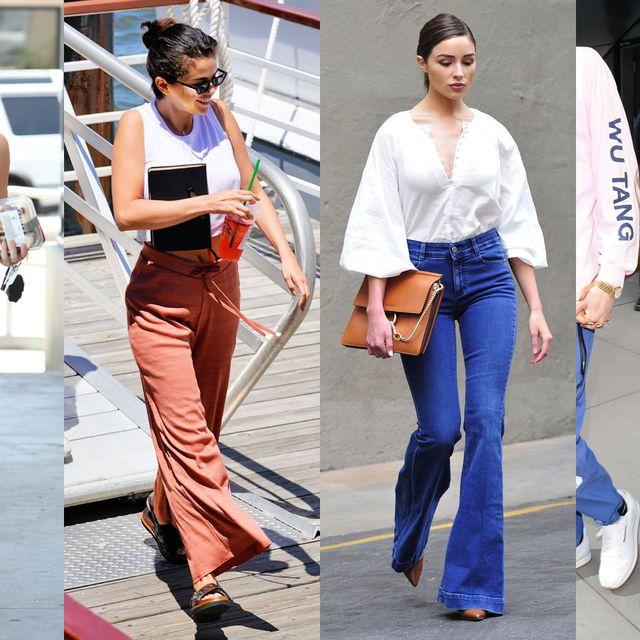 Clothing, Jeans, Denim, Street fashion, Fashion, Trousers, Footwear, Textile, Waist, Shoe,