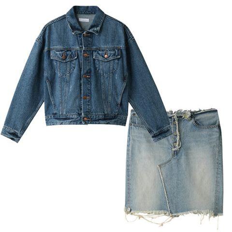 Denim, Jeans, Clothing, Pocket, Outerwear, Textile, Sleeve, Jacket, Fashion,
