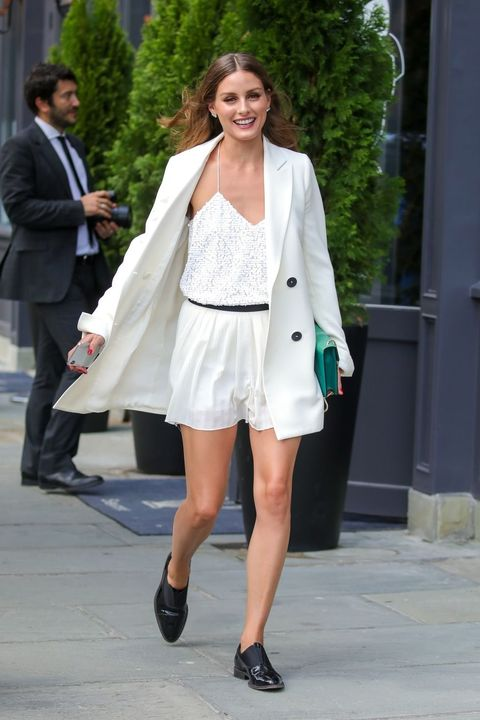 Clothing, White, Street fashion, Photograph, Fashion model, Fashion, Snapshot, Outerwear, Leg, Shoulder,