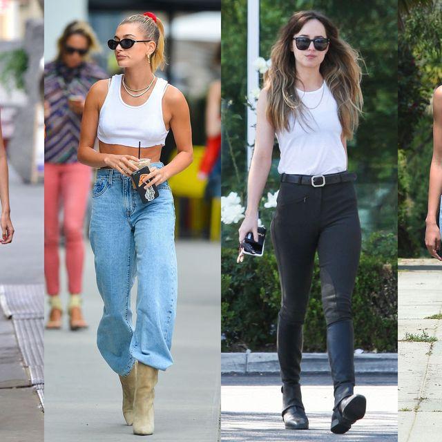 Jeans, Clothing, Denim, Street fashion, Waist, Footwear, Fashion, Trousers, Shoe, Textile,