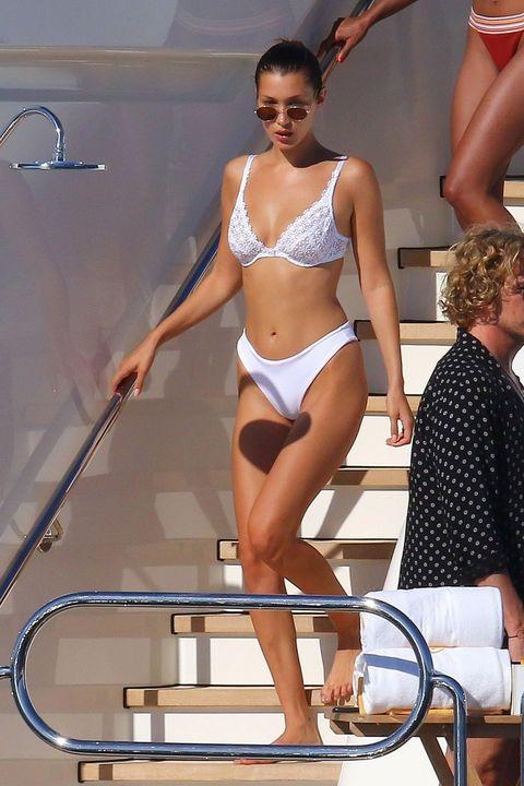 Undergarment, Clothing, Bikini, Swimwear, Lingerie, Leg, Fashion, Brassiere, Model, Undergarment,