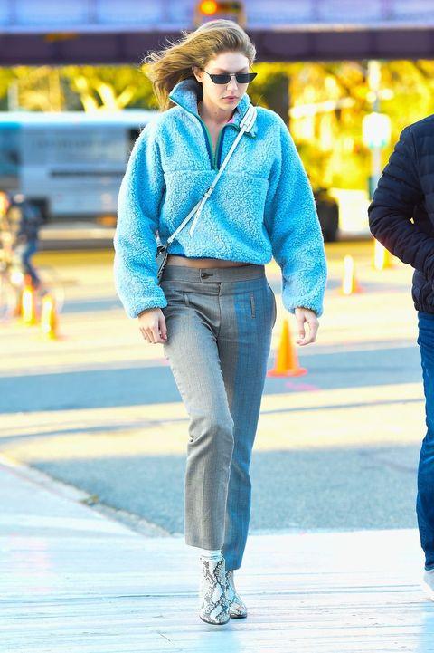 Denim, Jeans, Clothing, Street fashion, Fashion, Blue, Yellow, Textile, Outerwear, Electric blue,