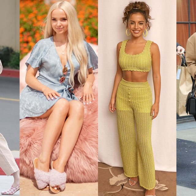 Clothing, Style, Waist, Fashion, Street fashion, Goggles, Fashion design, Peach, Makeover, Sandal,