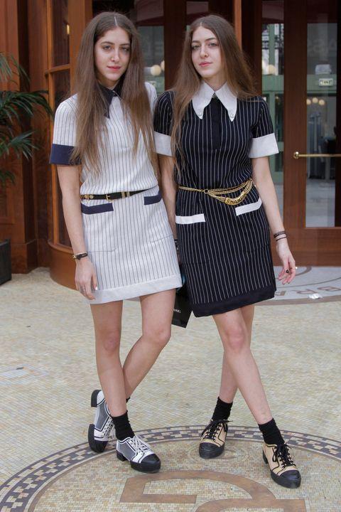 Clothing, Sleeve, Dress, Shoulder, Collar, Shoe, Outerwear, Pattern, Style, Formal wear,