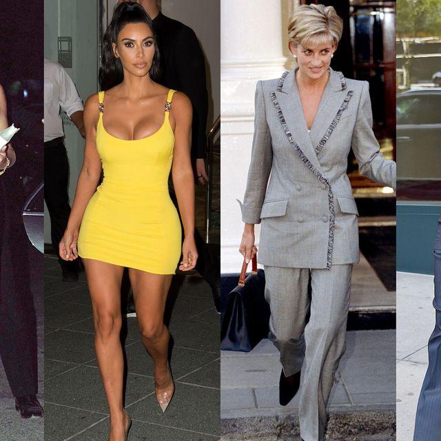 Clothing, Yellow, Blazer, Suit, Fashion, Shoulder, Fashion model, Outerwear, Footwear, Street fashion,