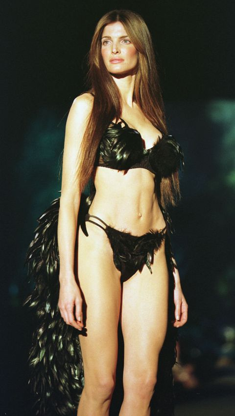 Fashion model, Clothing, Lingerie, Bikini, Model, Beauty, Long hair, Fashion, Photo shoot, Thigh,