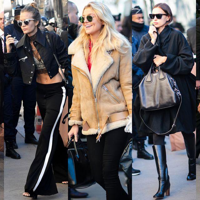 Clothing, Eyewear, Footwear, Vision care, Leg, Trousers, Bag, Textile, Coat, Outerwear,