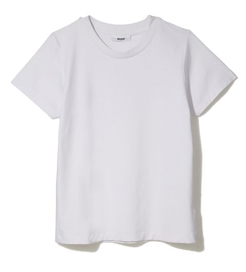 Clothing, White, T-shirt, Sleeve, Product, Top, Neck, Blouse,