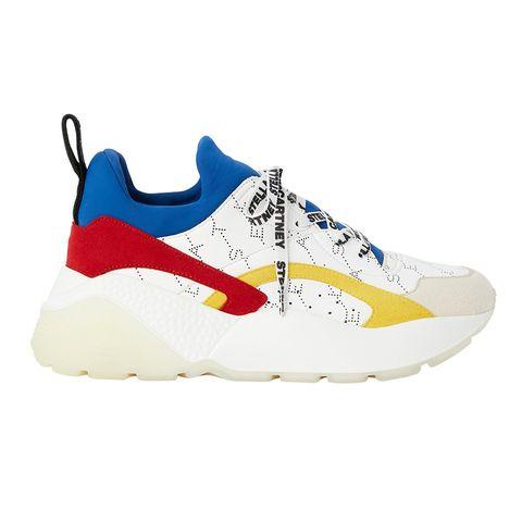 Shoe, Footwear, Outdoor shoe, White, Running shoe, Walking shoe, Sneakers, Cross training shoe, Athletic shoe, Orange,