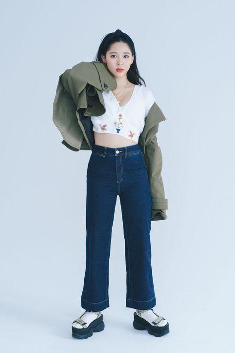 Clothing, Blue, Product, Sleeve, Denim, Trousers, Shoulder, Collar, Pocket, Textile,