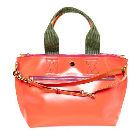 Product, Brown, Bag, Orange, Red, White, Fashion accessory, Style, Amber, Luggage and bags,