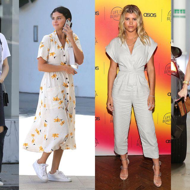 Clothing, Street fashion, Fashion, Fashion model, Footwear, Dress, Shoe, Fashion design, Sandal, Court shoe,