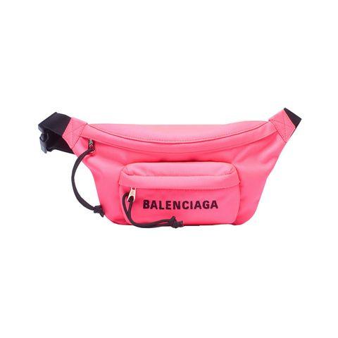 Bag, Pink, Red, Magenta, Messenger bag, Material property, Fashion accessory, Handbag, Swim brief, Luggage and bags,