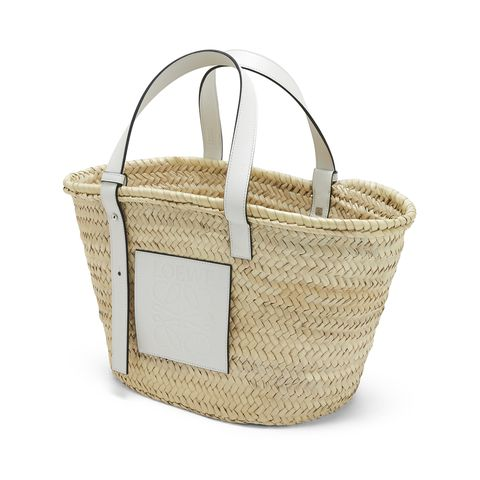 Wicker, Storage basket, Basket, Home accessories, Bag, Beige, Picnic basket, Shoulder bag, Natural material,