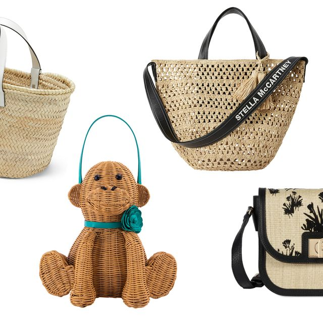 Product, Brown, Bag, Toy, Basket, Shoulder bag, Home accessories, Beige, Luggage and bags, Wicker,