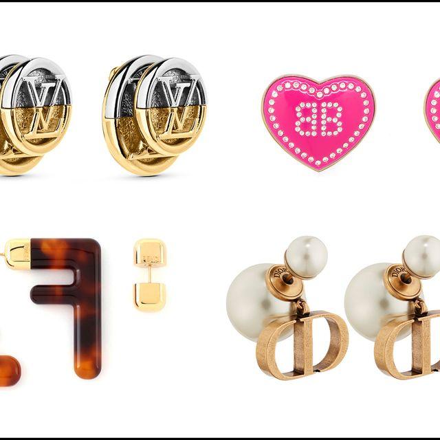 Text, Font, Metal, Brass, Heart, Circle, Love, Body jewelry, Symbol, Earrings,