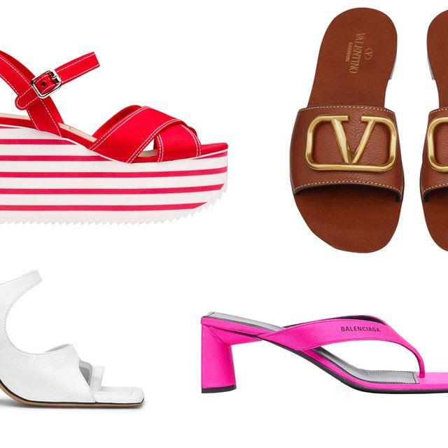 Footwear, Brown, Red, Tan, Fashion, Sandal, Maroon, Leather, Liver, Earrings,