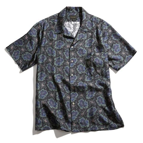 Blue, Product, Collar, Sleeve, Shirt, Textile, Pattern, Dress shirt, Fashion, Electric blue,