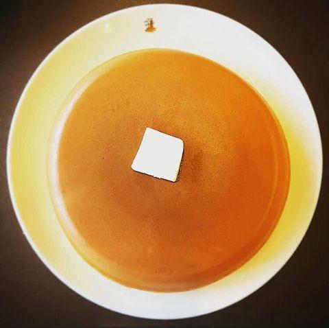 Orange, Dish, Food, Broth, Hojicha, Soup, Consommé, Cuisine, Drink, Ingredient,