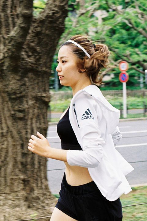 Beauty, Running, Jogging, Recreation, Athlete, Blond, Photography, Exercise, Physical fitness, Brown hair,