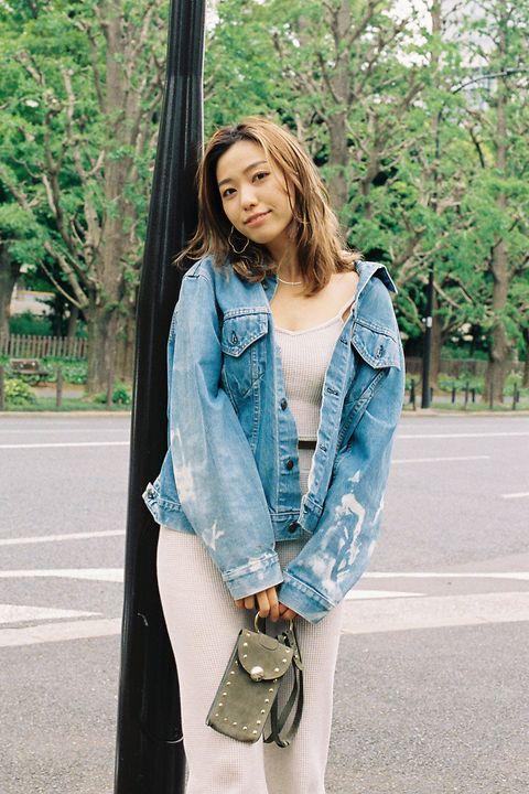 Clothing, Street fashion, Blue, Green, Turquoise, Jeans, Denim, Fashion, Outerwear, Jacket,