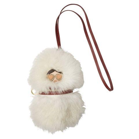 Fur, Cat toy, Feather, Fashion accessory, Plush, Ornament, Costume accessory,