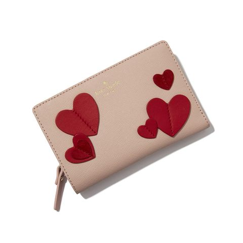 Heart, Wallet, Coquelicot, Fashion accessory,