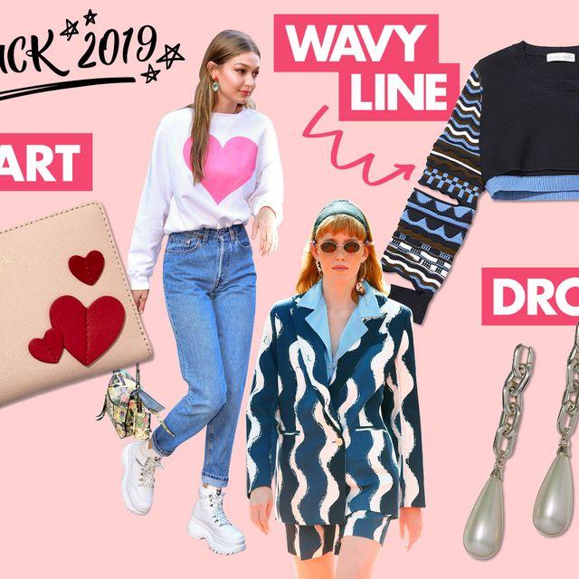Clothing, Fashion, Pink, Jeans, Outerwear, Denim, Footwear, Textile, Street fashion, Font,