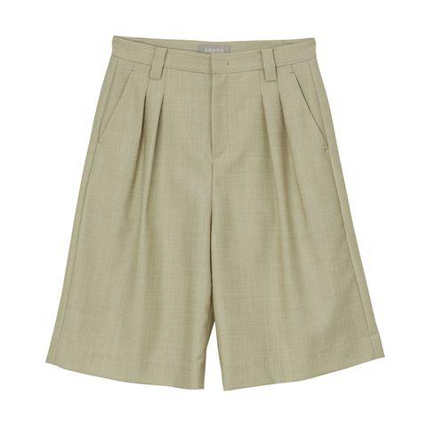 Brown, Khaki, Textile, White, Fashion, Grey, Skort, Beige, Active shorts, Ivory,