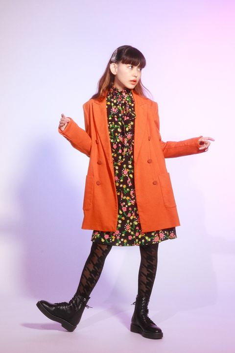 Clothing, Sleeve, Coat, Textile, Joint, Outerwear, Collar, Style, Street fashion, Winter,
