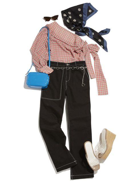 Clothing, Jeans, Standing, Trousers, Denim, Sleeve, Footwear, Beige, Costume,