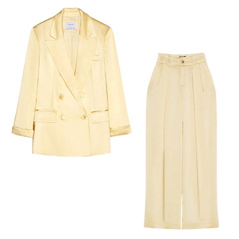 Product, Yellow, Collar, Sleeve, Textile, White, Khaki, Dress shirt, Pattern, Tan,