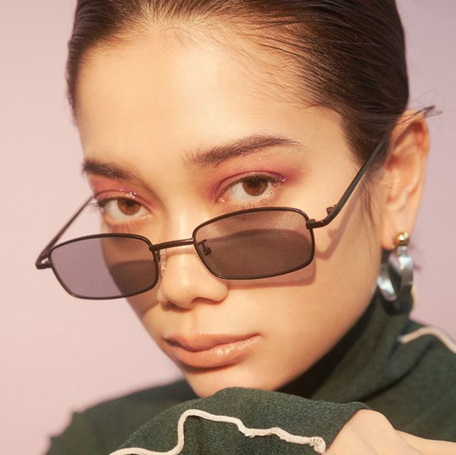 eyewear, sunglasses, glasses, hair, face, cool, lip, eyebrow, hairstyle, vision care,