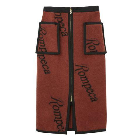 Brown, Bag, Orange, Tan, Maroon, Leather, Pocket,