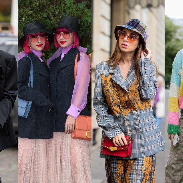 Hat, Trousers, Outerwear, Coat, Fashion accessory, Bag, Style, Street fashion, Headgear, Sun hat,