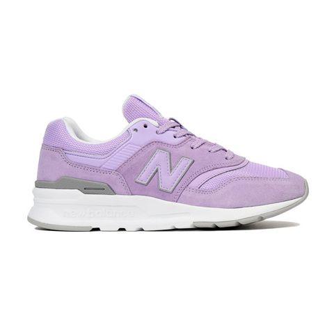 Shoe, Footwear, White, Sneakers, Violet, Running shoe, Purple, Walking shoe, Outdoor shoe, Sportswear,