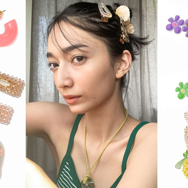Hairstyle, Fashion accessory, Style, Hair accessory, Jewellery, Fashion, Black hair, Beauty, Body jewelry, Headpiece,