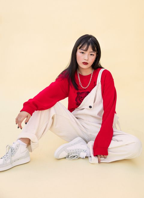 Sitting, Costume, Photo shoot, Fashion design, Model, Fashion model, Ankle, Portrait photography, Stock photography, Kneeling,