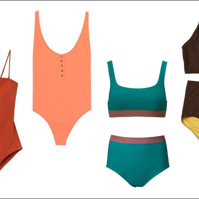 Product, Pattern, White, Red, Line, Sleeveless shirt, Neck, Black, Peach, Design,