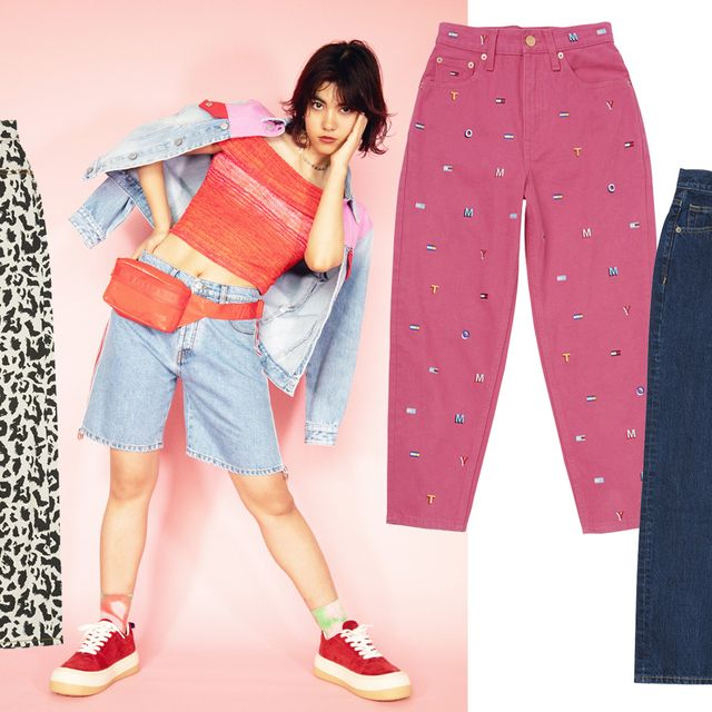 Clothing, Jeans, Denim, Waist, Trousers, Textile, Pattern, Pocket, sweatpant, Pajamas,