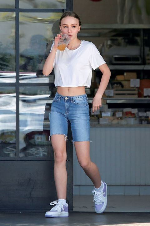 Denim, Clothing, White, Jeans, jean short, Blue, Shorts, Fashion, Waist, Leg,