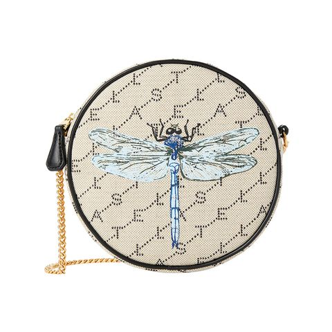 Dragonflies and damseflies, Clock, Insect, Dragonfly, Home accessories, Embroidery,