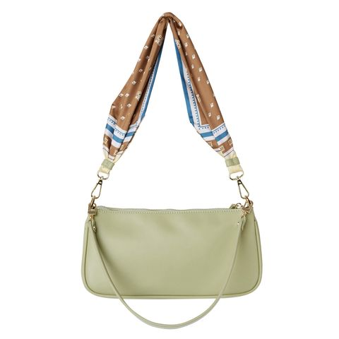 Product, Brown, Bag, White, Fashion accessory, Style, Beauty, Leather, Shoulder bag, Strap,